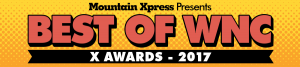 Best of WNC Awards logo